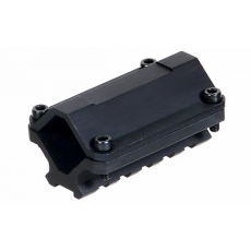 Montáž na hlaveň MNT-BR005XLS UTG-Leapers 19-28mm 1-rail / 5-sloty
