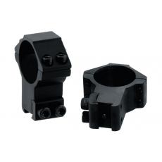 Montáž pro optiku - kroužky RGPM-30H4 UTG-Leapers Accushot High Airgun Rings (2 ks.)