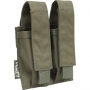 Dvojitá sumka Viper Tactical Modular Double Pistol Mag Pouch (VMPDPM22) Green