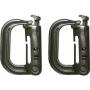 Karabina pro MOLLE Viper Tactical V-Lock (2ks) Black