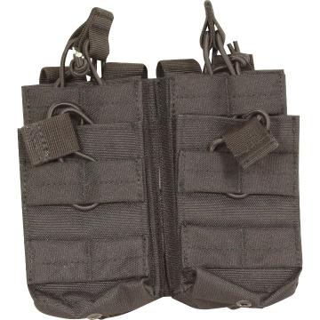 Dvě dvojité MOLLE sumky na zásobníky M4 Viper Tactical Double Duo Mag Pouch Green