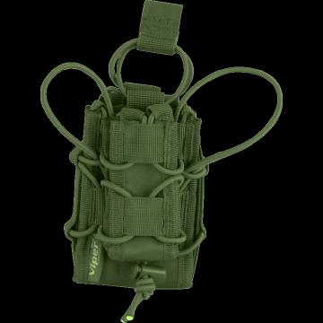 Sumka na zásobníky Viper Tactical Elite Stacker Mag / 12x8x5cm Green