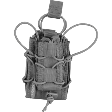 Sumka na zásobníky Viper Tactical Elite Stacker Mag / 12x8x5cm Titanium