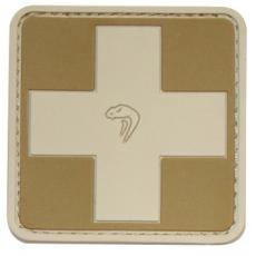 Viper Tactical Medic Rubber Patches /  5x5cm
