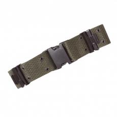 Taktický opasek Mil-Com Quick Release Pistol Belt Green