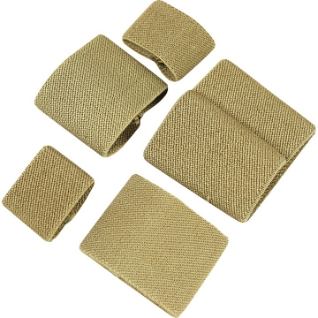 Elastická spona Viper Tactical Buckle Tidy Set Coyote