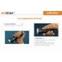 Svítilna Acebeam L30 GEN II USB / 6000K / 4000lm (2m+1h) / 373m / 6 režimů / IPx8 / Včetně Li-Ion 21700 / 168gr