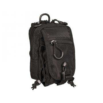 Pouzdro MilTec HEXTAC Belt Pouch (134850) / 10x10x15 cm Black