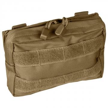 Pouzdro MilTec MOLLE Belt Pouch Small / 17x5x12cm Dark Coyote