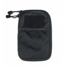 Pouzdro MilTec MOLLE Belt Office / 11x17x1.5cm Black