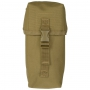 Pouzdro MilTec Small Multi purpose Belt Pouch / 10x8x21cm Coyote