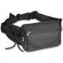 Ledvinka MilTec Hip Bag Large / 23x15x8cm Black