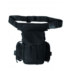 Brašna na stehno MilTec Multi Pack (135260) / 20,5x12x7,5cm Black