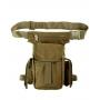 Brašna na stehno MilTec Multi Pack (135260) / 20,5x12x7,5cm Coyote