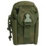 Pouzdro MilTec Commando Belt Pouch (136070) / 13x8,5x5cm Green