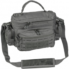 Taška MilTec Tactical Paracord Bag Small / 7L / 40x16x24cm Grey