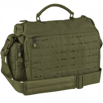 Taška MilTec Tactical Paracord Bag Large / 10L / 46x17x27cm Green