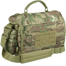 Taška MilTec Tactical Paracord Bag Large / 10L / 46x17x27cm Multitarn