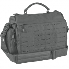 Taška MilTec Tactical Paracord Bag Large / 10L / 46x17x27cm Grey