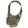 Brašna MilTec Sling Bag Multifunction / 6L / 24x20x10 cm Foliage Green