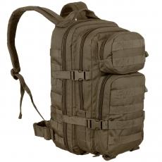 Batoh MilTec US Assault Small (140020) / 20L / 42x20x25cm Green