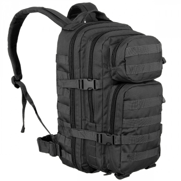 Batoh MilTec US Assault S / 20L / 42x20x25cm Black