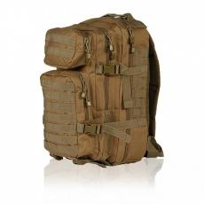 Batoh MilTec US Assault Small (140020) / 20L / 42x20x25cm Coyote