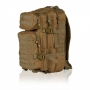 Batoh MilTec US Assault S / 20L / 42x20x25cm Coyote