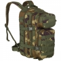 Batoh MilTec US Assault Small (140020) / 20L / 42x20x25cm WoodLand