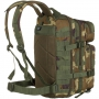 Batoh MilTec US Assault S / 20L / 42x20x25cm WoodLand