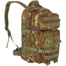 Batoh MilTec US Assault Small (140020) / 20L / 42x20x25cm Vegato Woodland