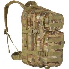 Batoh MilTec US Assault Small (140020) / 20L / 42x20x25cm Multitarn