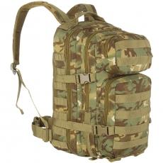 Batoh MilTec US Assault Small (140020) / 20L / 42x20x25cm ARID WOODLAND