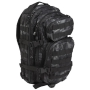 Batoh MilTec US Assault S / 20L / 42x20x25cm Mandra Night