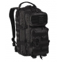 Batoh (sada) MilTec Tactical Black US Assault Small  / 20L / 42x20x25cm Black