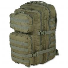Batoh MilTec US Assault Large (140022) / 36L / 51x29x28cm Green