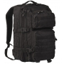 Batoh MilTec US Assault L / 36L / 51x29x28cm Black
