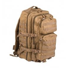 Batoh MilTec US Assault Large (140022) / 36L / 51x29x28cm Coyote