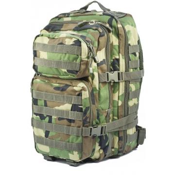 Batoh MilTec US Assault Large (140022) / 36L / 51x29x28cm WoodLand