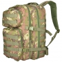 Batoh MilTec US Assault Large (140022) / 36L / 51x29x28cm Vegato Woodland