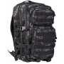 Batoh MilTec US Assault Large (140022) / 36L / 51x29x28cm Mandra Night