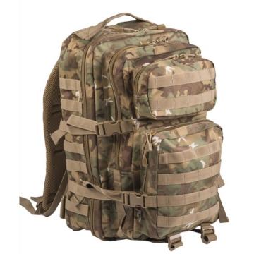 Batoh MilTec US Assault Large (140022) / 36L / 51x29x28cm Woodland-Arid