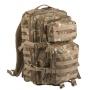 Batoh MilTec US Assault L / 36L / 51x29x28cm Woodland-Arid