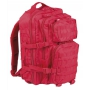 Batoh MilTec US Assault L / 36L / 51x29x28cm Signal Red
