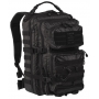 Batoh (sada) MilTec Tactical Black US Assault Large / 36L / 51x29x28cm Black