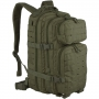 Batoh MilTec US Laser Cut Assault S / 20L / 42x20x25cm Green