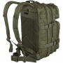 Batoh MilTec US Laser Cut Assault Small (140026) / 20L / 42x20x25cm Green
