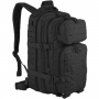 Batoh MilTec US Laser Cut Assault Small (140026) / 20L / 42x20x25cm Black