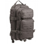 Batoh MilTec US Laser Cut Assault Small (140026) / 20L / 42x20x25cm Grey