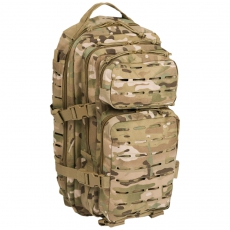 Batoh MilTec US Laser Cut Assault S / 20L / 42x20x25cm Multitarn